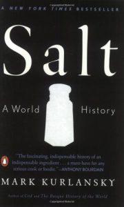 Salt: A World History Cover