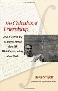 The Calculus of Friendship Cover